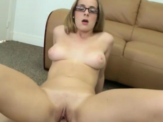 Fresh little vixen Emily Harper screwed like a real pro
